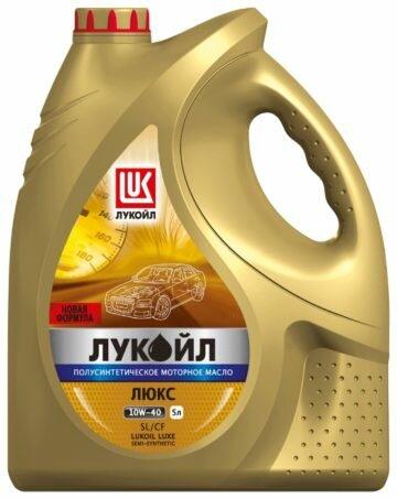 Масло Лукойл Люкс 10W40